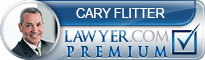 Cary L. Flitter  Lawyer Badge