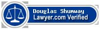 Douglas J. Shumway  Lawyer Badge