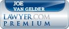 Joe Ann T Van Gelder  Lawyer Badge