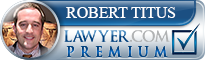 Robert R. Titus  Lawyer Badge