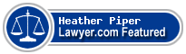 Heather Piper  Lawyer Badge