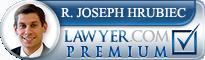 R. Joseph Hrubiec  Lawyer Badge