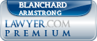 Blanchard Armstrong  Lawyer Badge