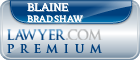 Blaine Cooper Bradshaw  Lawyer Badge
