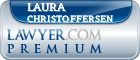 Laura Christoffersen  Lawyer Badge