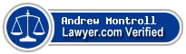 Andrew H. Montroll  Lawyer Badge