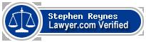 Stephen A. Reynes  Lawyer Badge