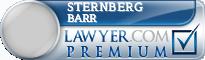 Sternberg Moss Barr  Lawyer Badge