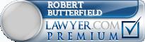 Robert M. Butterfield  Lawyer Badge
