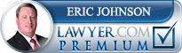 Eric Gerard Johnson  Lawyer Badge