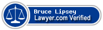 Bruce S Lipsey  Lawyer Badge