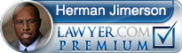Herman Jimerson  Lawyer Badge