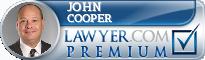 John Cooper  Lawyer Badge