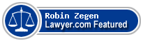 Robin Rubrecht Zegen  Lawyer Badge