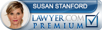 Susan Stanford  Lawyer Badge