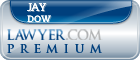 Jay Dow  Lawyer Badge