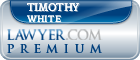 Timothy White  Lawyer Badge