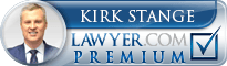 Kirk Stange  Lawyer Badge