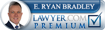 Edward Ryan Bradley  Lawyer Badge