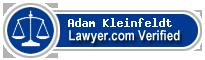 Adam Kleinfeldt  Lawyer Badge