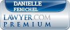 Danielle Fenichel  Lawyer Badge