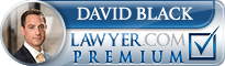 David Black  Lawyer Badge