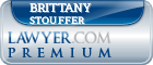 Brittany Stouffer  Lawyer Badge