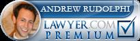 Andrew Rudolphi  Lawyer Badge