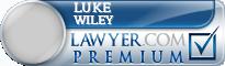 Luke P. Wiley  Lawyer Badge