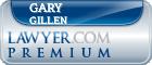 Gary R. Gillen  Lawyer Badge