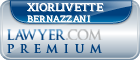 Xiorlivette C. Bernazzani  Lawyer Badge