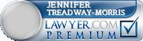 Jennifer Treadway-Morris  Lawyer Badge