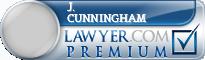 J. Cotten Cunningham  Lawyer Badge