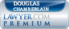 Douglas R. Chamberlain  Lawyer Badge