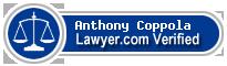 Anthony Coppola  Lawyer Badge