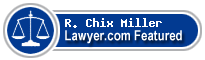 R. Miller  Lawyer Badge