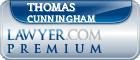 Thomas M. Cunningham  Lawyer Badge