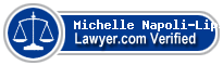 Michelle Napoli-Lipsky  Lawyer Badge