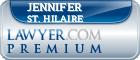 Jennifer L. St. Hilaire  Lawyer Badge