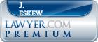 J. Brand Eskew  Lawyer Badge