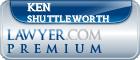 Ken Shuttleworth  Lawyer Badge