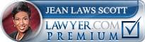 Jean Laws Scott  Lawyer Badge