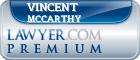 Vincent R. Mccarthy  Lawyer Badge