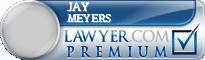Jay C. Meyers  Lawyer Badge