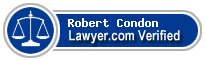 Robert B. Condon  Lawyer Badge