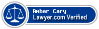 Amber L. Cary  Lawyer Badge