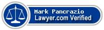 Mark D. Pancrazio  Lawyer Badge
