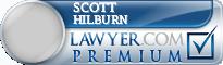 Scott S. Hilburn  Lawyer Badge