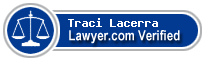 Traci Harris Lacerra  Lawyer Badge