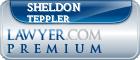 Sheldon J. Teppler  Lawyer Badge
